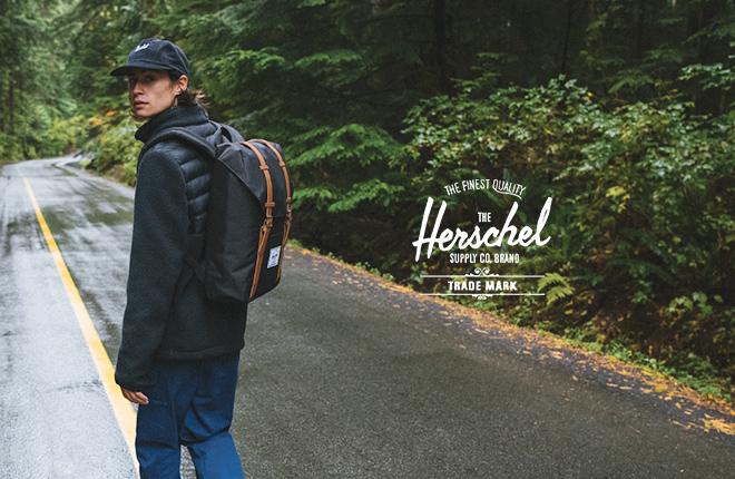 HERSCHEL_Backpack Collection