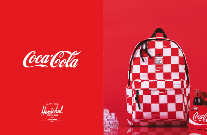 HERSCHEL_Coca Cola Collaboration