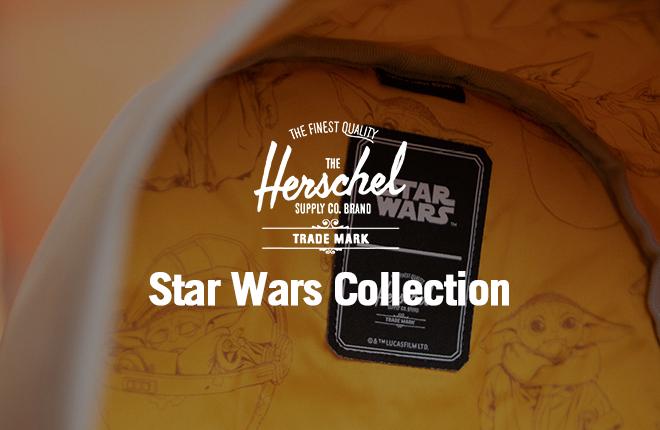 Herschel Supply X Star Wars Collection