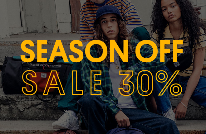 HERSCHEL_19AW Season Off Sale