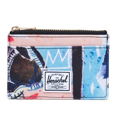 [Herschel X Jean-Michel Basquiat] Oscar RFID (032)