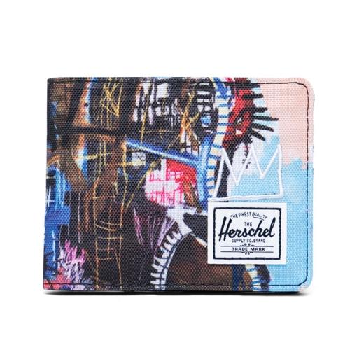 [Herschel X Jean-Michel Basquiat] Roy RFID (032)