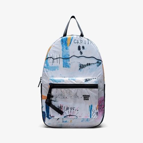 [Jean-Michel Basquiat] HS6 백팩 (041)