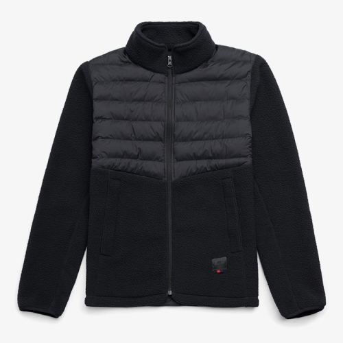 [Guide Fleece] Mens Hybrid Sherpa Full Zip (115)